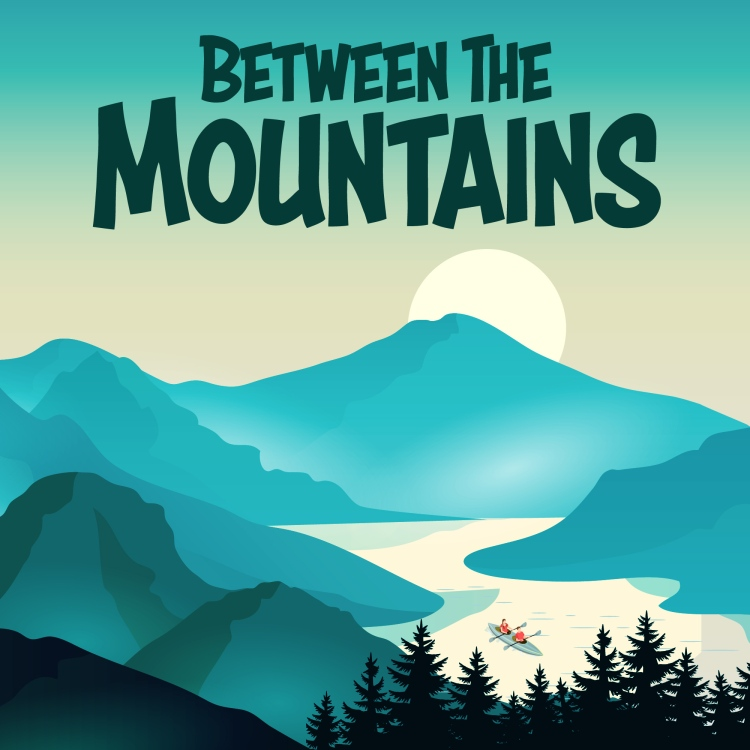Official merchandise link for Between The Mountains Podcast
